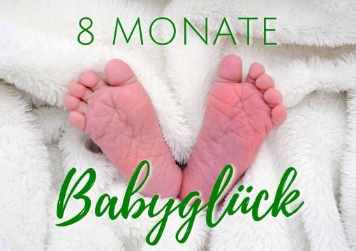 Mit monaten baby 8 Schnuller abgewöhnen